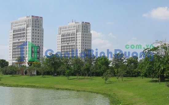 aroma apartment in binh duong