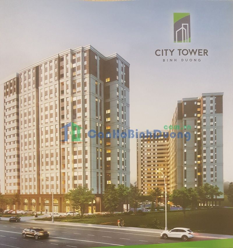 can ho city tower binh duong