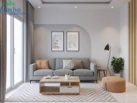 Design of a 2-bedroom apartment in The View New City, Binh Duong City