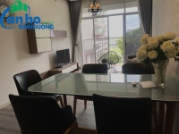 Sell 3-bedroom apartment (2 Bed + 1 Studio) on the 7th floor of The Habitat Binh Duong