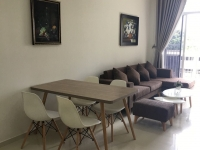 Habitat apartment for rent 3A, 2 bedrooms with balcony, comfortable furniture
