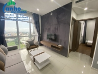 Apartment for rent Habitat 12b06 floor 12B, view SG, fully furnished
